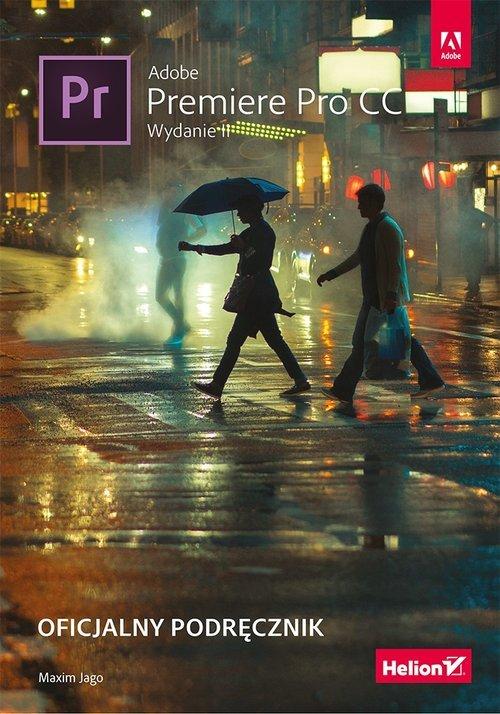 Adobe Premiere Pro CC. Oficjalny - okładka książki