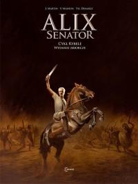 Alix Senator. Wydanie zbiorcze. Tom 2. Cykl Kybele - okładka książki
