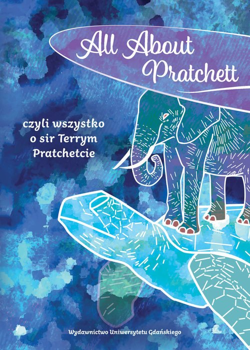 All About Pratchett czyli wszystko - okładka książki
