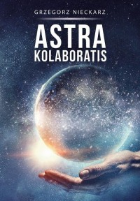 Astra kolaboratis - okładka książki