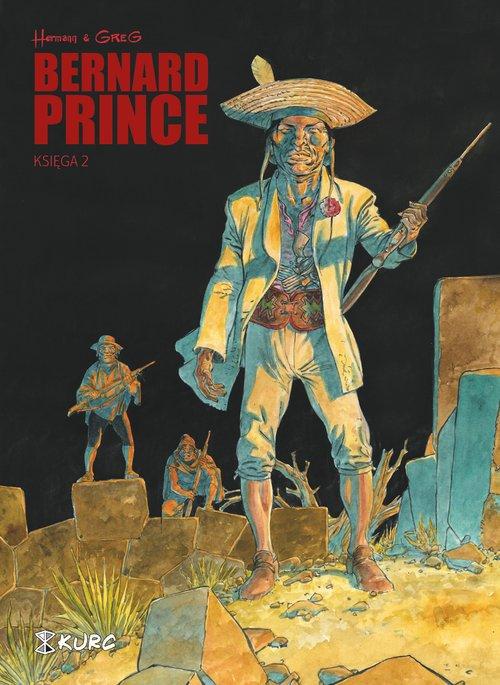 Bernard Prince. Księga 2 - okładka książki