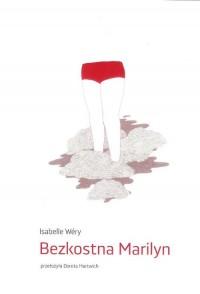 Bezkostna Marilyn - okładka książki