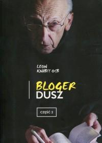 Bloger dusz cz. 2 - okładka książki