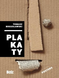 Bogusławski. Plakaty - okładka książki