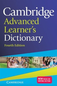 Cambridge Advanced Learners Dictionary - okładka książki