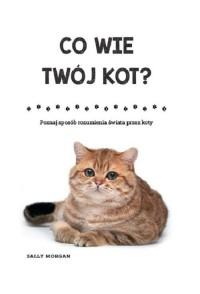 Co wie Twój kot? Poznaj sposób rozumienia świata przez koty - okładka książki