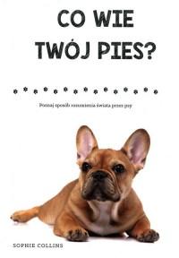 Co wie Twój pies? Poznaj sposób rozumienia świata przez psy - okładka książki
