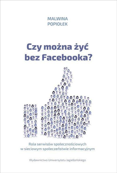 Czy można żyć bez Facebooka? Rola - okładka książki