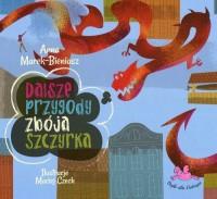 Dalsze przygody zbója Szczyrka - okładka książki