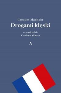 Drogami klęski - okładka książki