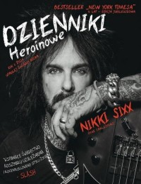 Dzienniki Heroinowe - okładka książki