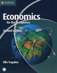 Economics for the IB Diploma - okładka podręcznika