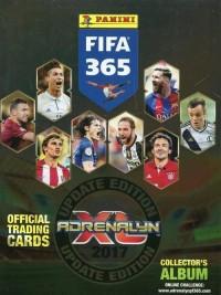 Fifa 365 Album kolekcjonera - zdjęcie zabawki, gry