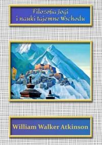 Filozofia Jogi i nauki Tajemne Wschodu - okładka książki