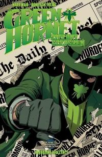 Green Hornet 2. Narodziny złoczyńcy - okładka książki