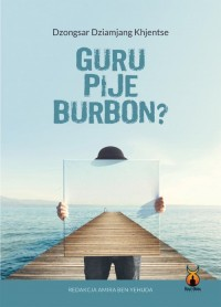 Guru pije burbon? - okładka książki