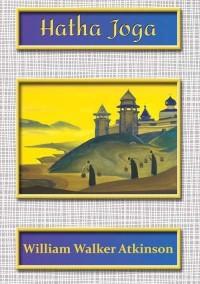 Hatha Joga - okładka książki