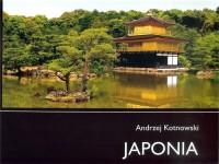 Japonia - okładka książki