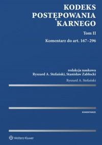 Kodeks postępowania karnego. Tom 2. Komentarz do art. 167-296 - okładka książki