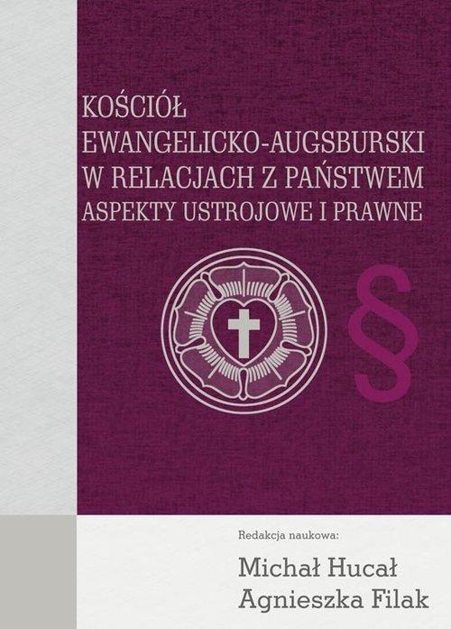 Kościół Ewangelicko-Augsburski - okładka książki