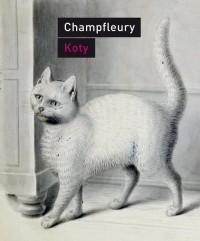 Koty. Historia, zwyczaje, obserwacje, anegdoty - okładka książki
