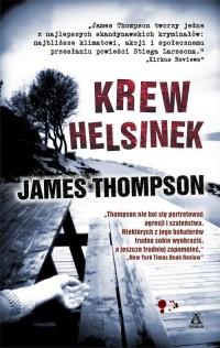 Krew Helsinek - okładka książki