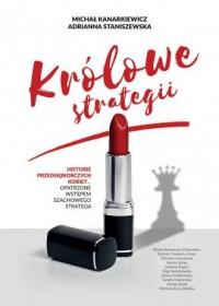 Królowe strategii - okładka książki