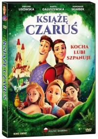 Książę Czaruś - okładka filmu