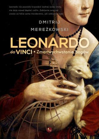 Leonardo da Vinci. Zmartwychwstanie - okładka książki