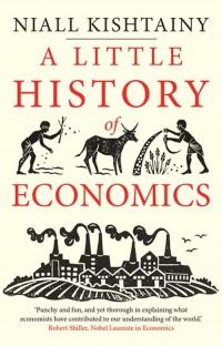 Little History of Economics - okładka książki