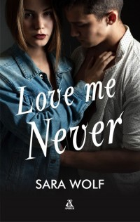 Love Me Never - okładka książki