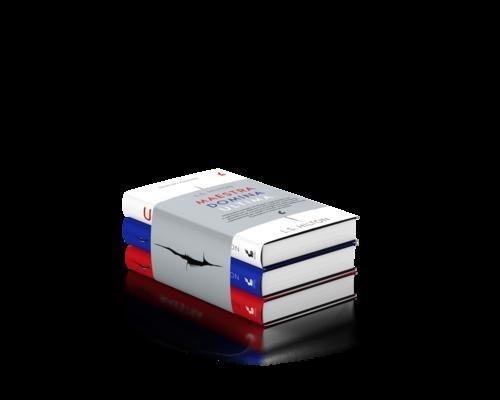 Maestra / Domina / Ultima. PAKIET - okładka książki