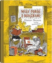 Mały pokój z książkami - okładka książki