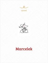 Marcelek - okładka książki