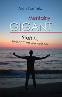 Mentalny gigant - okładka książki