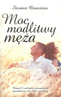 Moc modlitwy męża - okładka książki