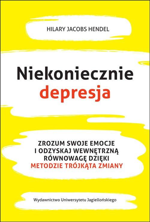 Niekoniecznie depresja. Zrozum - okładka książki