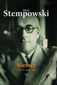 Niemcy. Tom II. 1940-1965 - okładka książki