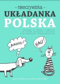 Nieoczywista. Układanka Polska - okładka książki