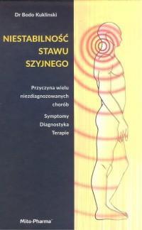 Niestabilność stawu szyjnego - okładka książki