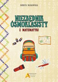 Niezbędnik ósmoklasisty z matematyki - okładka podręcznika