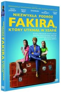Niezwykła podróż fakira, który utknął w szafie (DVD) - okładka filmu