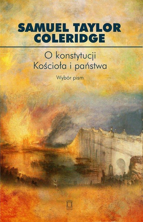 O konstytucji Kościoła i państwa. - okładka książki