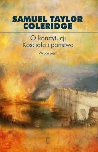 O konstytucji Kościoła i państwa. Wybór pism - okładka książki