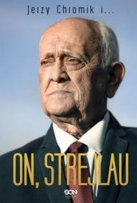 On, Strejlau - okładka książki