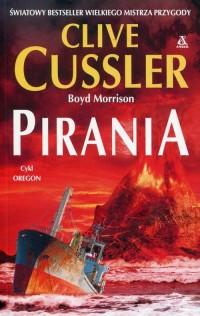 Oregon. Pirania - okładka książki