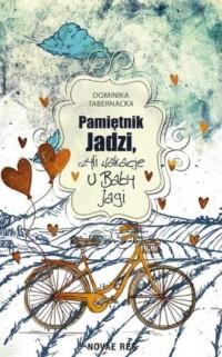 Pamiętnik Jadzi czyli wakacje u Baby Jagi - okładka książki