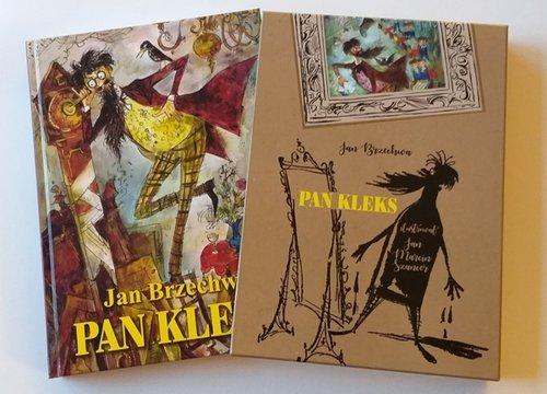 Pan Kleks - okładka książki