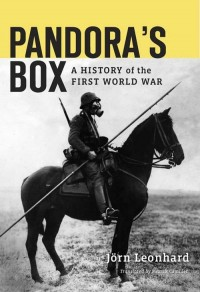 Pandora s Box. A History of the First World War - okładka książki