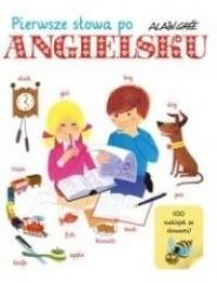 Pierwsze słowa po angielsku - okładka podręcznika